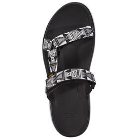 Teva Terra-Float Lexi - Sandales Femme - gris/noir